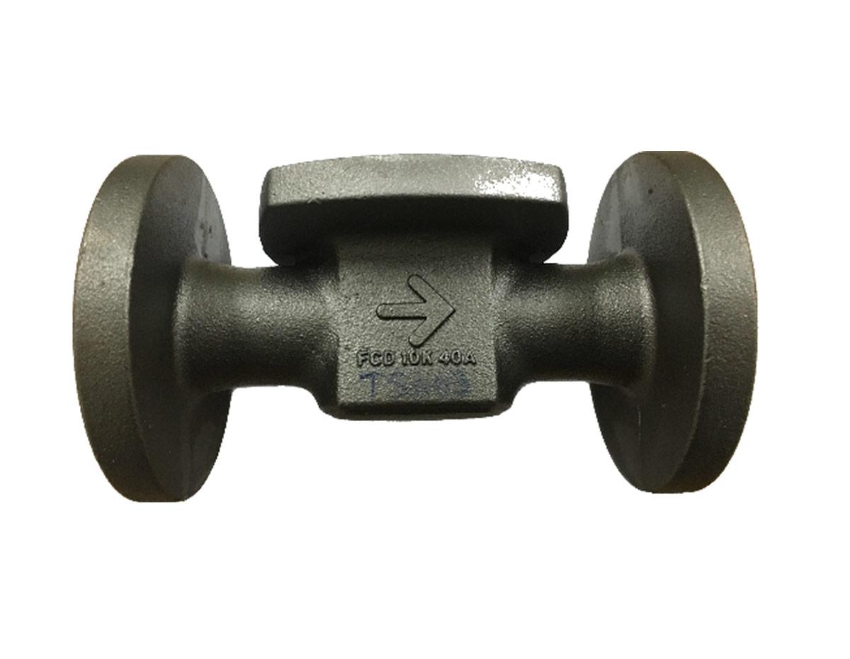流量計本体50A / 砂型鋳造 / FCD450