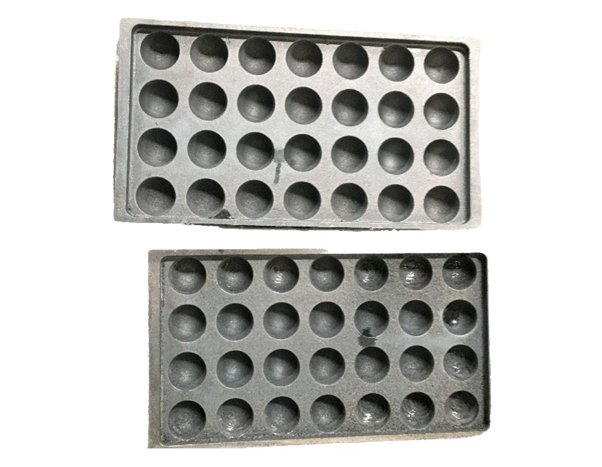 業務用たこ焼き鉄板 / 砂型鋳造 / FC200